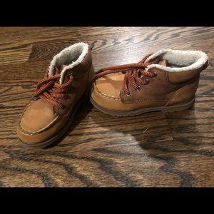 Osh Kosh boys shoes size 10 (toddler)